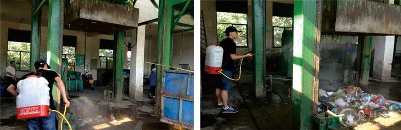 垃圾站除臭剂