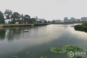信阳霸王湖社区水系生态打造
